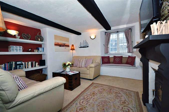 The Cubbyhole a british holiday cottage for 4 in ,