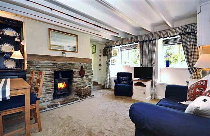 Emily Cottage a british holiday cottage for 4 in ,