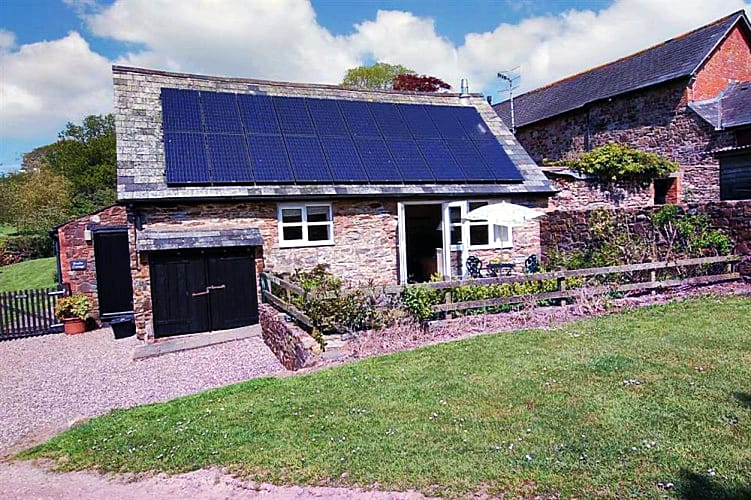 Bramble Cottage a british holiday cottage for 2 in ,