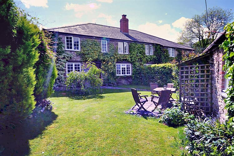 Buller Cottage a british holiday cottage for 4 in ,