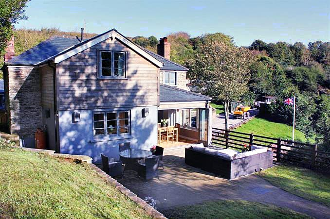 Stoke Cottage a british holiday cottage for 6 in ,