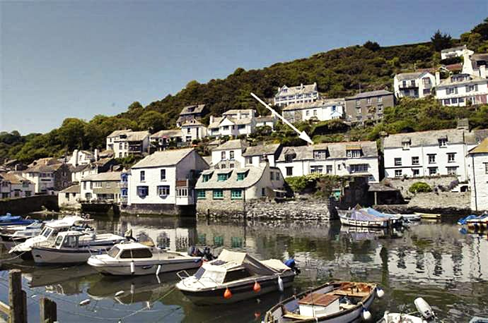 Holiday Cottages To Let In Polperro