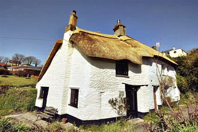 Thatcher's End a british holiday cottage for 2 in ,