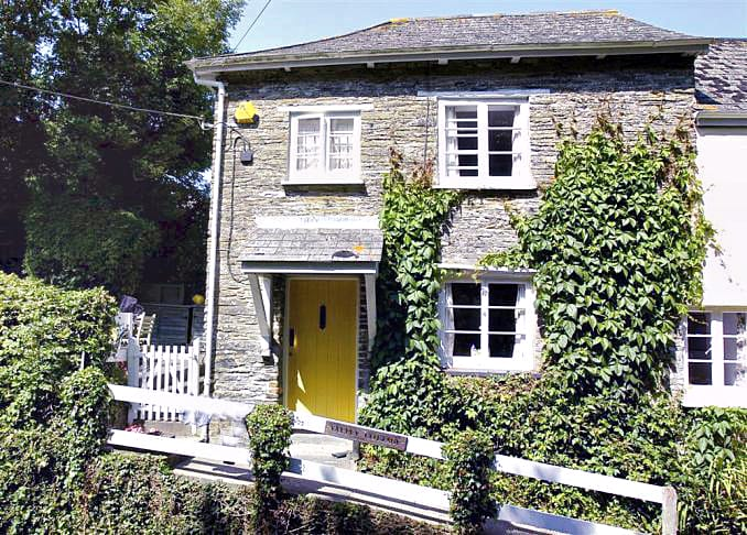 Valley Cottage a british holiday cottage for 5 in ,