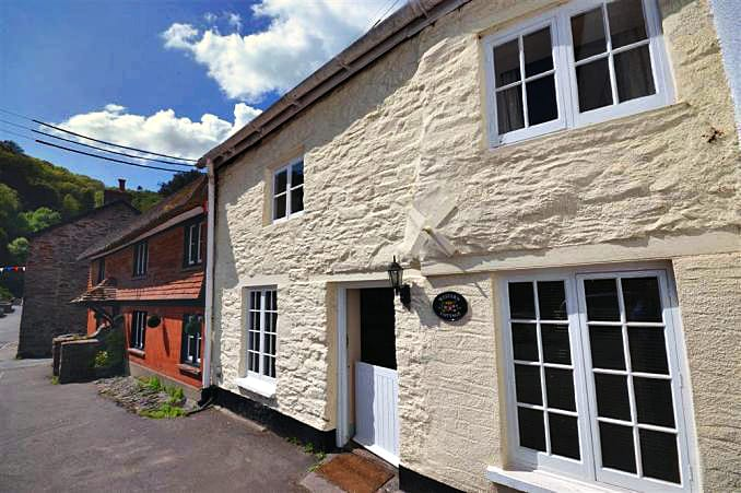 Western Cottage a british holiday cottage for 6 in ,